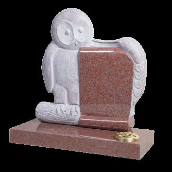 Owl Headstone - ART3