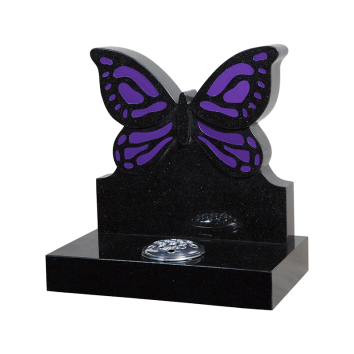 Butterfly Headstone - ART11