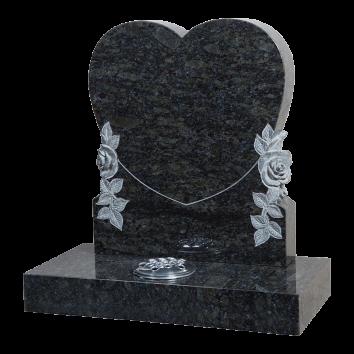 Heart Baby Headstone - ART10